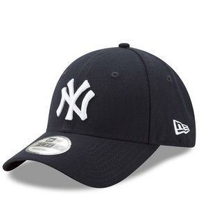 New York Yankees Navy League 9FORTY Adjustable Hat